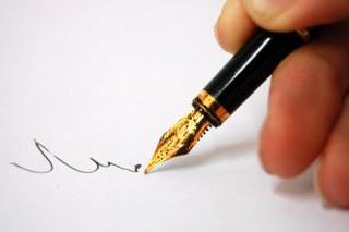 Writing 320x213