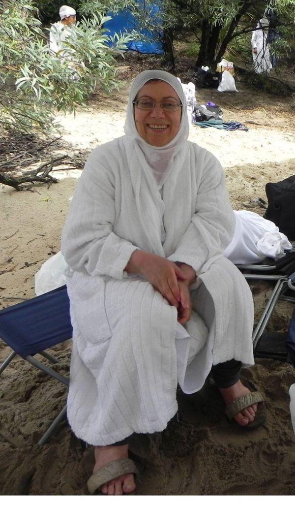 خبر وفاة المعلمة المتهيمنة وخادمة الكشطا السيدة الفاضلة سلوى عبد الجبار منخي الكحيلي