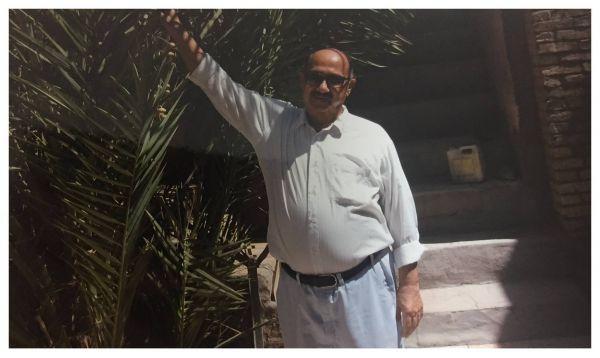 خبر وفاة  ناصر الربي عبد الله الكَنزي برا بهرام الريش أمه عبد الله خفاجي