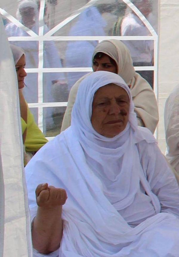 خبر فقد العمة المربية الفاضلة حياة الكنزي برا نجم الكنزي برا زهرون السبتي
