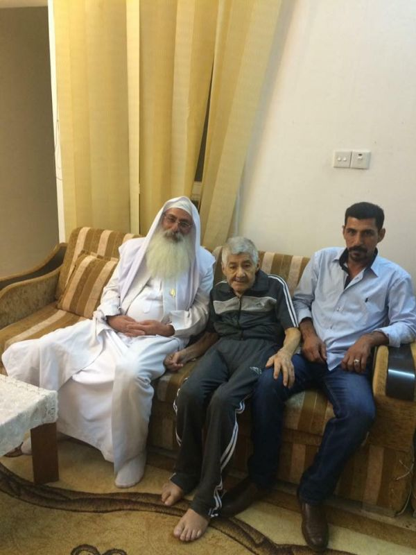 ببالغ الحزن والاسى تلقينا خبر وفاة العم جاسب هذال ابو ظافر شابق هطايي