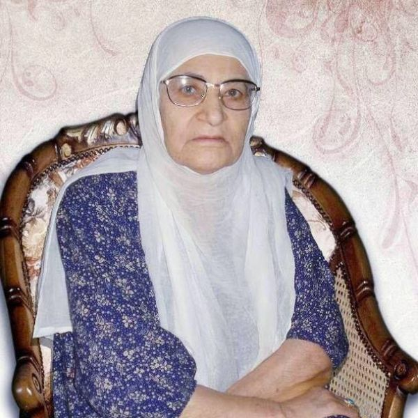 انتقلت الى عالم الأنوار السيدة الفاضلة أديبة سعد رهيف العبيدي